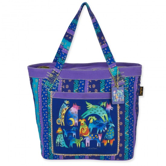 Сумка LAUREL BURCH 5390 MYTHICAL DOGS